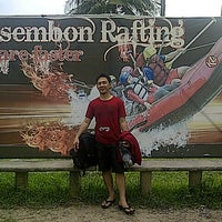 Photo taken at Kasembon Rafting by Adi K. on 1/26/2013