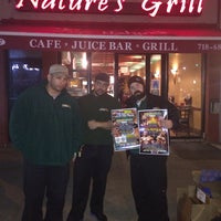 Photo taken at Nature's Grill by Natural Vitamins (. on 1/15/2015