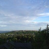 Photo taken at Cougar Mountain City View by David M. on 5/15/2013