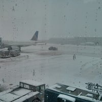 Photo taken at Gate C19 by Jess B. on 3/5/2013