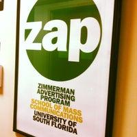Photo taken at ZAP Lab by Krista W. on 4/19/2012