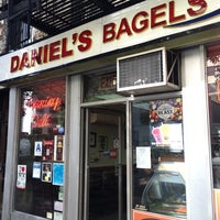 Photo taken at Daniel's Bagels by Eun Ho H. on 8/29/2014