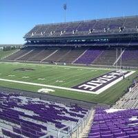 Photo taken at Bill Snyder Family Stadium by Gregg L. on 9/22/2012