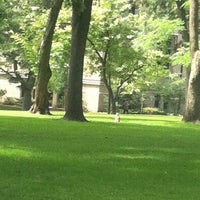 Photo taken at College of Wooster by Hunter F. on 7/26/2013