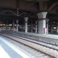 Photo taken at Estación de Oviedo by Raúl H. on 5/19/2013