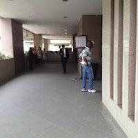 Photo taken at Fórum Regional de Madureira by Iuri R. on 2/7/2013