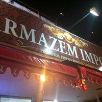Photo taken at Armazem Import by Bianca B. on 2/22/2013