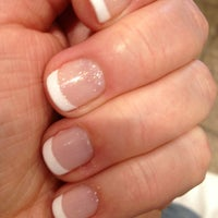 Photo taken at InStyle Nails by Kristie B. on 2/10/2013