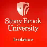 Photo taken at Stony Brook University Bookstore by Vicente O. on 5/1/2013