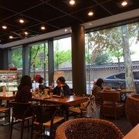 Photo taken at art cafe da:m by Kyung-taek C. on 4/27/2014