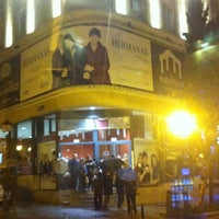 Photo taken at Teatro Maravillas by Marsushi on 2/10/2013