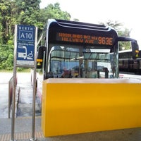 Photo taken at SMRT Buses: Bus 963 by 浩小仙人 on 2/13/2013