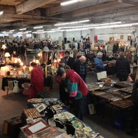 Photo taken at The Garage Antique Flea Market by Osamah S. on 3/31/2013