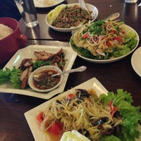 Photo taken at Sai Jai Thai by MalangPOR on 2/28/2013