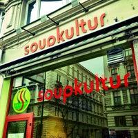 Photo taken at soupkultur by Zdeněk Z. on 12/10/2013