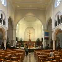 Photo taken at St. Mary's Cathedral by Shan O. on 9/6/2015