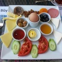 Photo taken at Amisos Cafe & Restaurant by Feyza on 6/5/2013