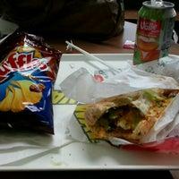 Photo taken at Subway by Elisa D. on 2/5/2013