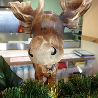 Photo taken at Smiling Moose Deli by Tracy M. on 12/22/2012