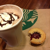 Photo taken at Starbucks by Tracy M. on 2/9/2013