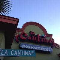 Photo taken at La Cantina Mexican Grill by Osama A. on 12/18/2013