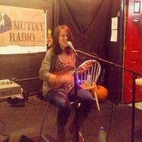 Photo taken at Mutiny Radio by Dale C. on 12/15/2014