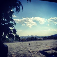 Photo taken at Mezzaluna by John S. on 6/15/2013
