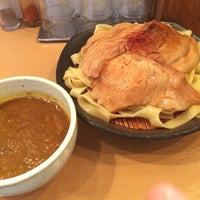 Photo taken at とろ肉つけ麺 魚とん by Satoru M. on 6/10/2016