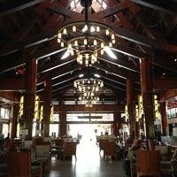 Photo taken at Meritus Pelangi Beach Resort & Spa Langkawi by KelvinSeah on 9/7/2013