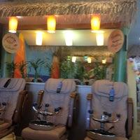 Photo taken at Hawaiian Nail Bar by Erica Z. on 11/29/2012