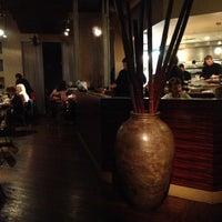 Photo taken at Dragonfly Sushi & Sake Co by Phil G. on 12/1/2012