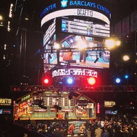 Photo taken at Barclays Center by Courtney E. on 6/28/2013