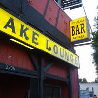 Photo taken at Silverlake Lounge by Julien E. on 7/23/2013