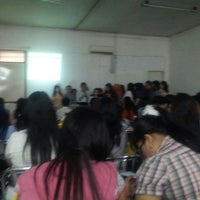 Photo taken at Program Studi Pendidikan Dokter Gigi by Gloria M. on 5/8/2013