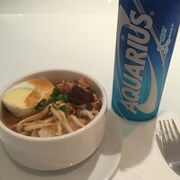 Photo taken at Cathay Pacific First and Business Class Lounge by SPEED BIRD on 4/12/2016