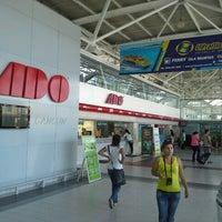 Photo taken at Terminal de Autobuses ADO by Seario D. on 2/17/2013