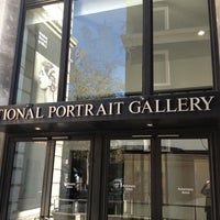 Photo taken at National Portrait Gallery by Lawrence S. on 5/4/2013
