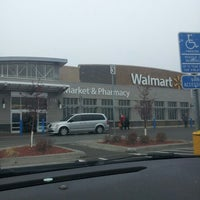 Photo taken at Walmart Supercenter by Dave K. on 12/2/2012