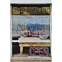 Photo taken at Dutch Girl Donuts by Chris G. on 3/27/2013