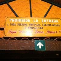 Photo taken at La Destileria by Olga M. on 11/29/2012