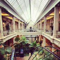 Photo taken at Crocus City Mall by Alevtina Z. on 3/18/2013
