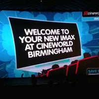 Photo taken at Cineworld by Nathan W. on 1/20/2013