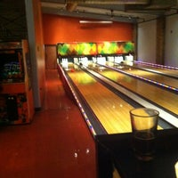 Photo taken at North Bowl by OneUp P. on 12/5/2012