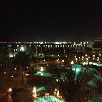 Photo taken at Albatros Palace Resort & Spa by Vladimir K. on 1/18/2013