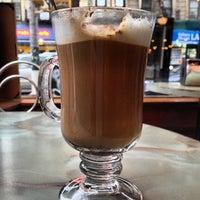 Photo taken at Caffé Roma by Devan M. on 2/22/2013