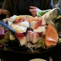 Photo taken at eat TOKYO by Yan Z. on 4/25/2013
