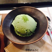 Photo taken at OSULLOC Tea House by Won S. on 12/5/2013