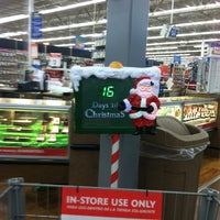 Photo taken at Walmart Supercenter by Racoo S. on 12/10/2012