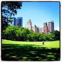 Photo taken at Central Park by David G. on 6/19/2013