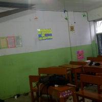 Photo taken at SMP/SMK Permata bunda by Meiidy V. on 4/1/2013